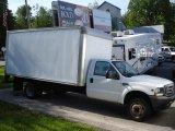 2004 Ford F450 Super Duty XL Regular Cab Chassis Moving Truck Data, Info and Specs