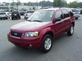 2006 Redfire Metallic Ford Escape Limited 4WD #17548029