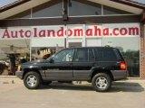 1996 Jeep Grand Cherokee Black