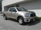 2008 Desert Sand Mica Toyota Tundra SR5 TRD Double Cab 4x4 #17632032