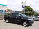 2008 Black Toyota Tundra Limited CrewMax 4x4 #17622433