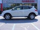 2009 Glacier Pearl Nissan Murano S #17631082