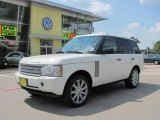 2006 Chawton White Land Rover Range Rover Supercharged #17632670
