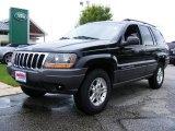 2002 Black Jeep Grand Cherokee Laredo 4x4 #17620099