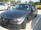 2007 Sparkling Graphite Metallic BMW 3 Series 335i Sedan #17633806