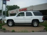 2005 Summit White Chevrolet Tahoe LT 4x4 #17636854