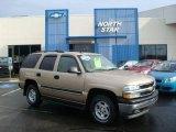 2005 Sandstone Metallic Chevrolet Tahoe LS 4x4 #17628673