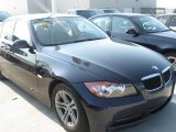 2008 Monaco Blue Metallic BMW 3 Series 328i Sedan #17633780