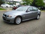 2009 Space Grey Metallic BMW 3 Series 328xi Sedan #17628535
