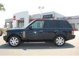 2006 Buckingham Blue Metallic Land Rover Range Rover HSE #17632020