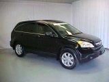 2007 Nighthawk Black Pearl Honda CR-V EX 4WD #17634687