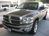 2007 Light Khaki Metallic Dodge Ram 1500 SLT Quad Cab #17630240