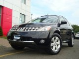 2006 Super Black Nissan Murano SL AWD #17631744