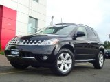 2006 Super Black Nissan Murano SL AWD #17631746