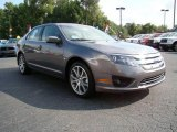 2010 Sterling Grey Metallic Ford Fusion SE #17628067