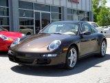 2008 Macadamia Metallic Porsche 911 Targa 4 #172021