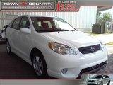 2007 Super White Toyota Matrix XR #17701730