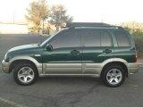 2002 Suzuki Grand Vitara Grove Green Metallic