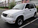 2002 Suzuki Grand Vitara Polar White