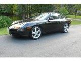 1999 Black Metallic Porsche 911 Carrera Coupe #17689583