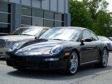 2008 Black Porsche 911 Carrera S Coupe #160983