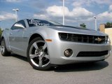 2010 Silver Ice Metallic Chevrolet Camaro LT/RS Coupe #17688141