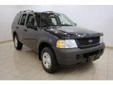 2003 True Blue Metallic Ford Explorer XLS 4x4 #17704530