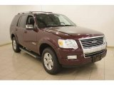 2006 Dark Cherry Metallic Ford Explorer Limited 4x4 #17704225