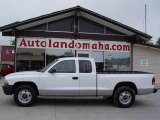 2003 Bright White Dodge Dakota Club Cab #17697575