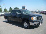 2009 GMC Sierra 2500HD Carbon Black Metallic