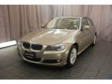 2009 Platinum Bronze Metallic BMW 3 Series 328i Sedan #17731784