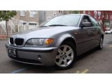 2004 Silver Grey Metallic BMW 3 Series 325i Sedan #17741239