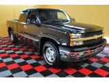 2003 Dark Gray Metallic Chevrolet Silverado 1500 LS Extended Cab 4x4 #17745019