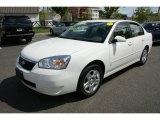 2007 White Chevrolet Malibu LT Sedan #17742247