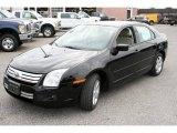 2008 Black Ebony Ford Fusion SE V6 #17731529