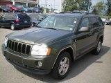 2006 Jeep Green Metallic Jeep Grand Cherokee Laredo 4x4 #17690193