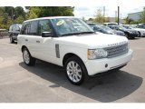 2007 Chawton White Land Rover Range Rover Supercharged #17699707