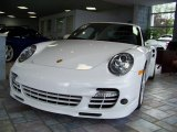 2008 Carrara White Porsche 911 Turbo Coupe #175724