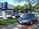 2005 Anthracite Metallic Acura TL 3.2 #17700078
