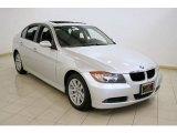 2006 Titanium Silver Metallic BMW 3 Series 325xi Sedan #17704075
