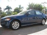 2006 Mystic Blue Metallic BMW 3 Series 325i Sedan #17734228