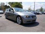 2007 Space Gray Metallic BMW 3 Series 335i Coupe #17699720