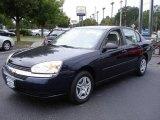 2005 Dark Blue Metallic Chevrolet Malibu Sedan #17686038