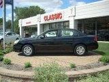 2005 Black Chevrolet Malibu Sedan #17748118