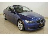 2007 Montego Blue Metallic BMW 3 Series 335i Coupe #17748559