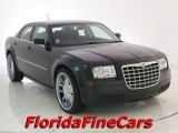 2008 Brilliant Black Crystal Pearl Chrysler 300 LX #17736575