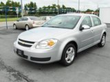 2007 Ultra Silver Metallic Chevrolet Cobalt LT Sedan #17734603