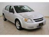 2007 Ultra Silver Metallic Chevrolet Cobalt LS Sedan #17748999
