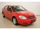 2007 Victory Red Chevrolet Cobalt LS Sedan #17749000
