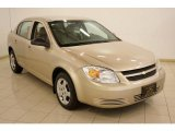 2007 Sandstone Metallic Chevrolet Cobalt LS Sedan #17749001